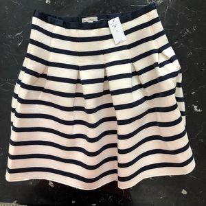 Gap Mini Bubble Skirt